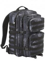 Batoh BRANDIT US Cooper Backpack Large 40l Farba: digital night camo, Grösse: one size
