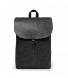 Batoh EASTPAK CIERA Black Ink Leather 17 L