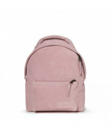 Batoh EASTPAK ORBIT SLEEKR Suede Pink 11 L