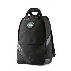 Batoh Puma x Diamond Backpack Black Mint 07517701