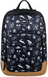 Batoh Quiksilver Burst true black 24l