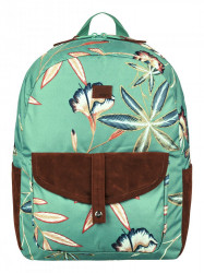 Batoh Roxy Carribean trellis bird flower 18l