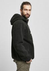 Pánska bunda BRANDIT Teddy fleece Worker Pullover Farba: camel, Grösse: XXL #4