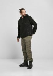 Pánska bunda BRANDIT Teddy fleece Worker Pullover Farba: camel, Grösse: XXL #5