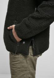 Pánska bunda BRANDIT Teddy fleece Worker Pullover Farba: camel, Grösse: XXL #6