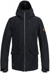 Bunda Quiksilver Drift black