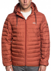 Bunda Quiksilver Scaly barn red