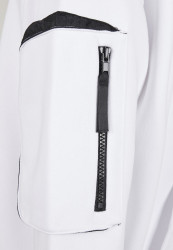 CAYLER SONS Pánska mikina C&S CSBL Mission Control Box Farba: white/black, #5