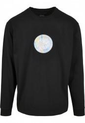 CAYLER SONS Pánske tričko C&S CSBL Mission Control Farba: black/mc, Grösse: XS