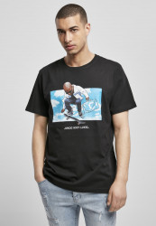 CAYLER SONS Pánske tričko C&S Dont Look Tee Farba: black,