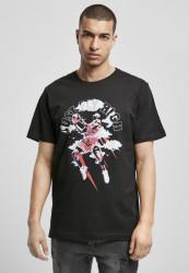 CAYLER SONS Pánske tričko C&S Fly High Tee Farba: black,