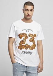CAYLER SONS Pánske tričko C&S Hoopday Tee Farba: white,