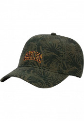CAYLER SONS Šiltovka C&S WL Palmouflage Curved Cap