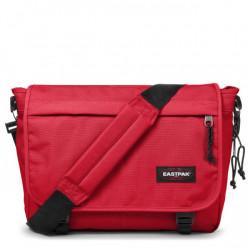 Červená taška na notebook EASTPAK DELEGATE CHUPPACHOP