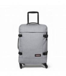 Cestovný kufor EASTPAK TRANS4 S Sunday Grey  44 L