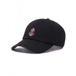 Čierna šiltovka Cayler & Sons WL Anchored Curved Cap