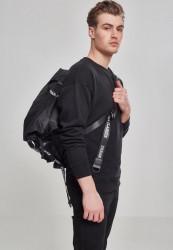 Čierny cestovný batoh Urban Classics Nylon XXL Traveller Bag #1