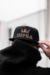 Čierny snapback Supra Above
