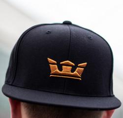 Čierny snapback Supra Icon