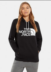 Dámska čierna mikina s kapucňou The North Face Farba: Čierna,