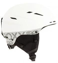 Dámska helma na snowboard Roxy Alley Oop bright white
