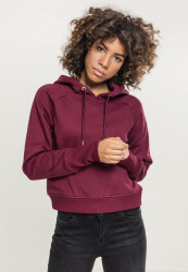 Dámska mikina URBAN CLASSICS Ladies Thumb hole Hoody port