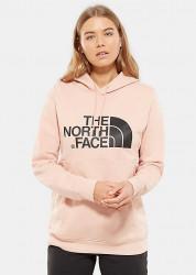 Dámska ružová mikina s kapucňou The North Face Farba: Ružová,