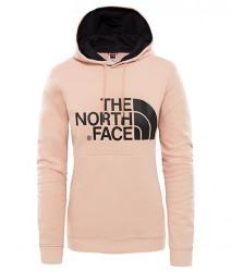 Dámska ružová mikina s kapucňou The North Face