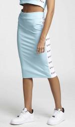 Dámska zelená sukňa 304 Clothing
