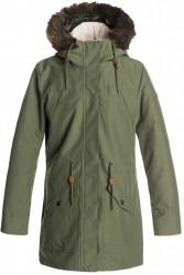Dámska zimná bunda Roxy Amy 3N1 four leaf clover