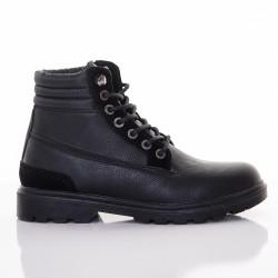 Dámska zimná obuv URBAN CLASSICS Winter Boots blk/blk #1