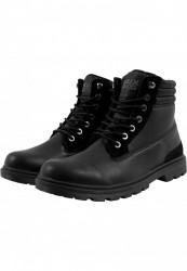 Dámska zimná obuv URBAN CLASSICS Winter Boots blk/blk #3
