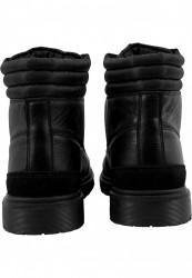 Dámska zimná obuv URBAN CLASSICS Winter Boots blk/blk #4