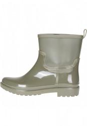 Dámske gumáky Urban Classics Rain Boot olive #1