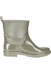 Dámske gumáky Urban Classics Rain Boot olive #3
