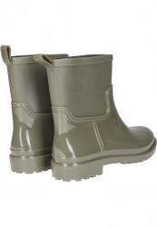 Dámske gumáky Urban Classics Rain Boot olive #4