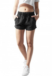 Dámske kraťasy Urban Classics Ladies Acid Wash Terry Hotpants