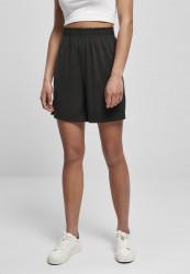 Dámske kraťasy Urban Classics Ladies Modal Shorts black