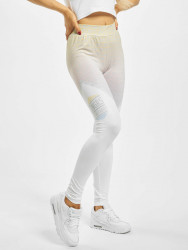 Dámske legíny Dangerous DNGRS / Legging/Tregging Tackle in white Size: XL