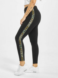 Dámske legíny Dangerous DNGRS / Legging/Tregging Tape in black Size: XL