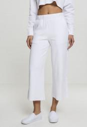 Dámske nohavice URBAN CLASSICS Ladies Culotte white