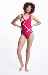 Dámske ružové plavky Champion