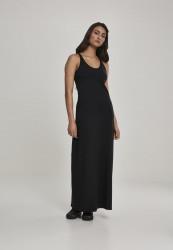 Dámske šaty URBAN CLASSICS Ladies Long Racer Back Dress black