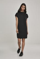 Dámske šaty URBAN CLASSICS Ladies Modal Dress black