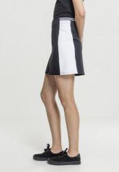 Dámske šaty URBAN CLASSICS Ladies Zip College Skirt #1