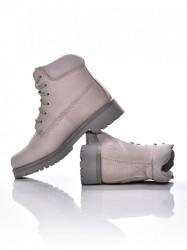 Dámske šedé topánky na zimu Dorko WOODSMAN #1