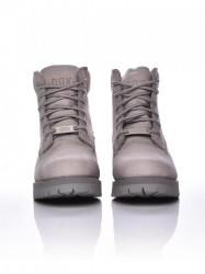 Dámske šedé topánky na zimu Dorko WOODSMAN #2