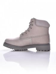 Dámske šedé topánky na zimu Dorko WOODSMAN #3