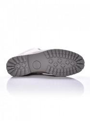 Dámske šedé topánky na zimu Dorko WOODSMAN #5