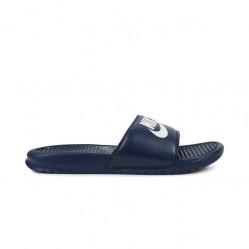 Dámske šľapky Nike Benassi JDI tmavomodré